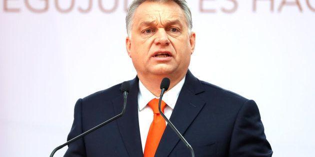 Viktor Orban, primer ministro