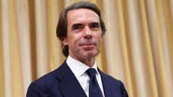 Aznar dice que no conocía a Correa... Y Twitter le demuestra con esta foto que