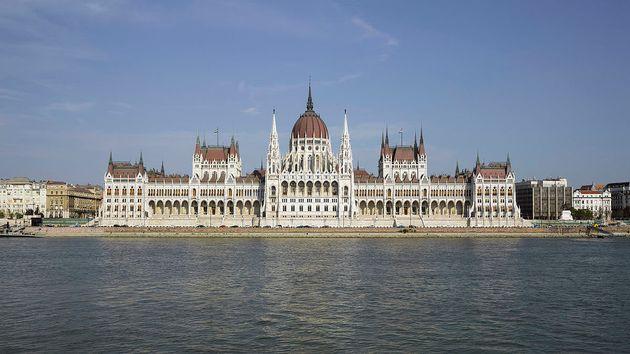 Edificio de la Asamblea Nacional de Hungría. Autor: Andrew