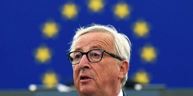 Imagen de archivo del presidente de la Comisión Europea, Jean-Claude