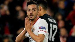 Incredulidad por lo que ha hecho este jugador del Sevilla ante el