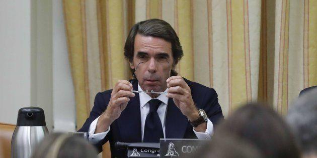 La confesión de Aznar tras la comparecencia: