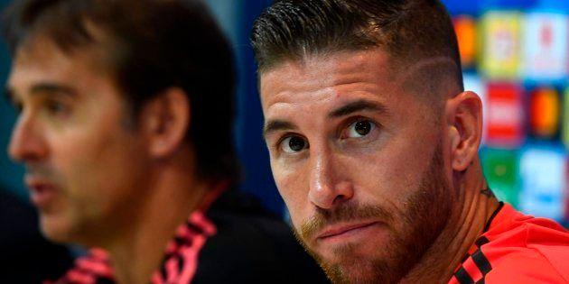 Sergio Ramos, sobre Griezmann: