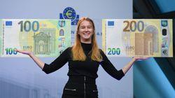 Si te dan estos billetes de 100 y 200 euros, ¡no son