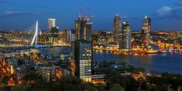 Rotterdam, un museo de arquitectura en los Países