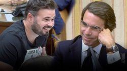 Los momentos más tensos entre Aznar y