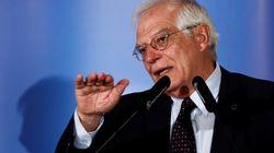 Borrell dice que Trump le sugirió un muro en el Sáhara para frenar la