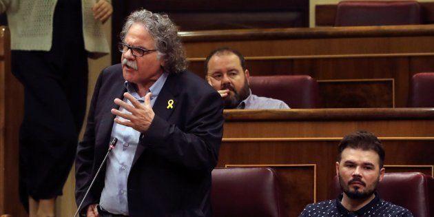 ERC condiciona su apoyo a los presupuestos a que se retire la acusación de