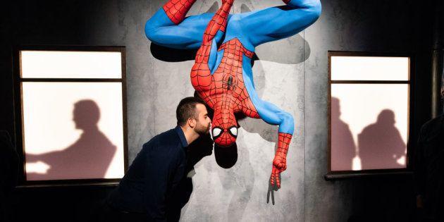 El vídeo viral del niño Spiderman que convierte a su padre en 'El papá del