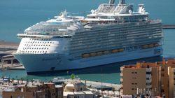 La arquitectura de los cruceros y otros lujos