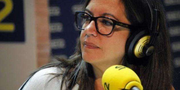 El palo de Àngels Barceló a Ciudadanos por lo ocurrido tras la comparecencia de Cristina