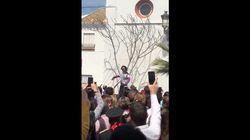 Un pueblo de Sevilla organiza un linchamiento público a una muñeca de Ana Julia