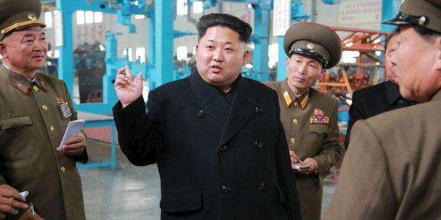 Pyongyang podría haber detenido su reactor nuclear, según fotos por