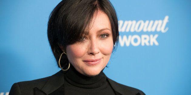 La actriz Shannen Doherty, fotografiada en un evento en Los Angeles el 18 de enero de