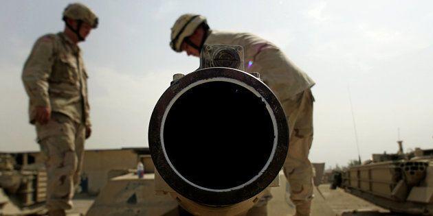 Trump asegura que invadir Irak y Afganistán fue el