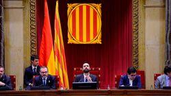 Puigdemont vota por primera vez de forma delegada en el