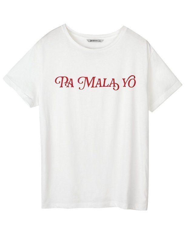 Stradivarius pone a la venta la camiseta de 'Lo malo' (y se agota en un