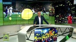 El editorial de Josep Pedrerol en 'Jugones' que indigna al