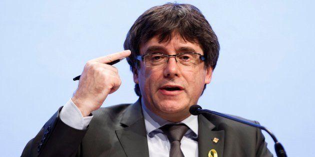 La Justicia alemana deja en libertad a Puigdemont y descarta el delito de