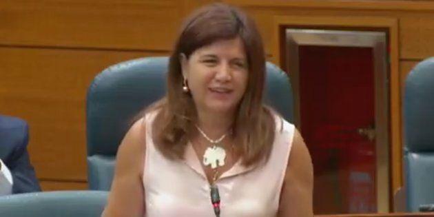 Una diputada regional del PP de Madrid se refiere a Franco como 'el