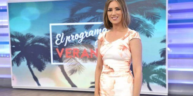 Patricia Pardo, de 'El programa de Ana Rosa', revela la extraña forma en la que conoció a su