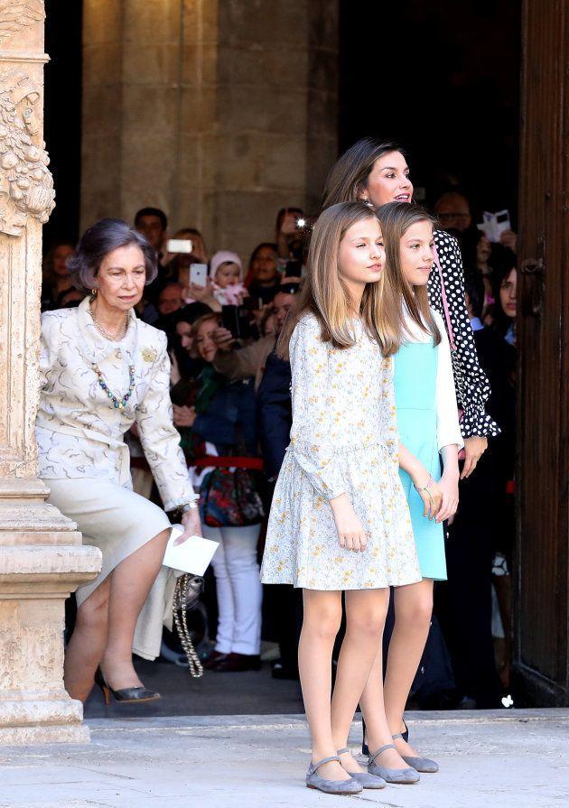El rifirrafe entre las reinas, una cuestión familiar y