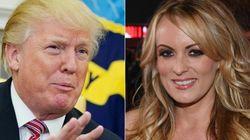 Trump habla por primera vez del pago a la actriz porno Stormy