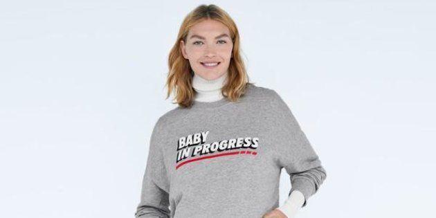 Boutique en ligne c507d 60142 Zara estrena una novedosa colección para embarazadas | El ...