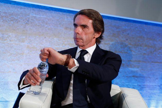 El expresidente del Gobierno José María
