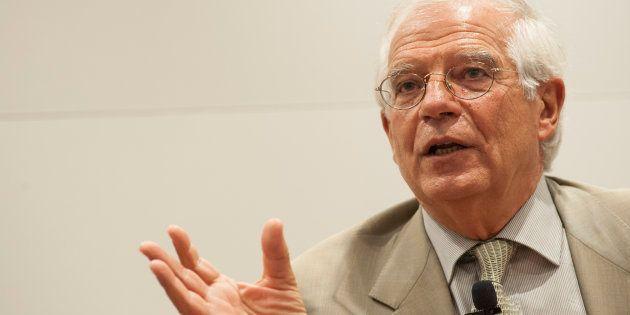 Borrell cree que resolver la situación en Cataluña llevará 20