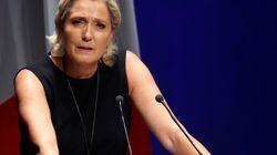 La Justicia francesa ordena un análisis psiquiátrico de Marine Le