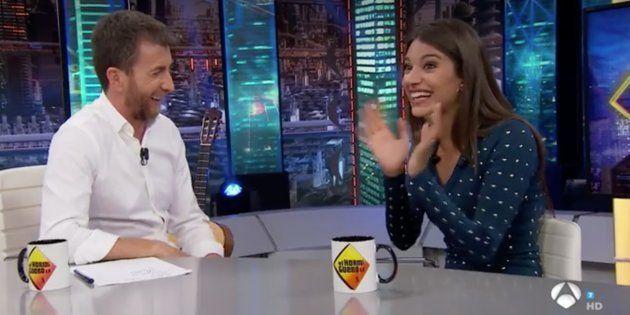 Ana Guerra desvela en 'El Hormiguero' la anécdota que le hizo pasar vergüenza al comprar ropa