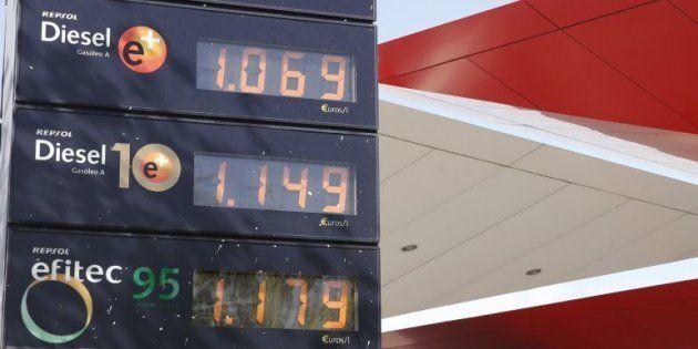 La brutal subida del precio del diesel que prepara el