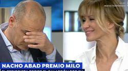 Nacho Abad y Susanna Griso rompen a llorar: