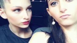 El vídeo del morreo de Úrsula Corberó y Alba Flores que enciende