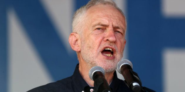 Jeremy Corbyn, en una imagen de
