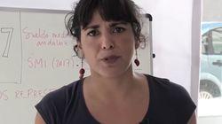 El aplaudido comentario de Teresa Rodríguez sobre el