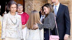 Han reconstruido el rifirrafe entre la reina Letizia y Doña Sofía con clicks de Playmobil y el resultado es
