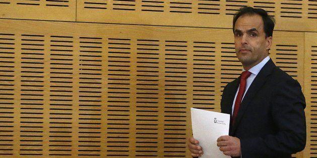 El rector de la Universidad Rey Juan Carlos, Javier