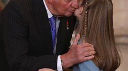 El rey Juan Carlos, operado para sustituirle la prótesis de la