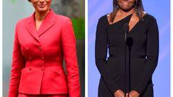 La diferencia entre Michelle Obama y Melania Trump resumida en un solo