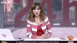Ya no volverás a ver a esta presentadora en las mañanas del Canal 24