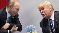 Trump dice que Putin no le ayudó a ganar porque su preferida era