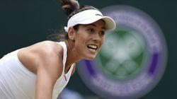 Garbiñe Muguruza jugará la final de Wimbledon tras vencer a