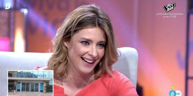 El vacile de Sandra Barneda a Toñi Moreno en 'Viva la