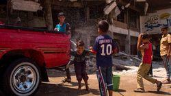 Los habitantes de Mosul recuperan su ciudad tras la expulsión del Estado