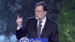 Nuevo lapsus de Rajoy durante la convención del PP en