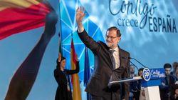 Rajoy arenga al PP para atacar a Ciudadanos: