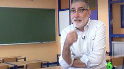 Un profesor cuenta en 'LaSexta Columa' por qué expulsó de clase a Pablo