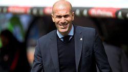 Incredulidad con lo que ha hecho Zidane en la segunda parte ante el